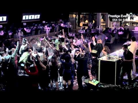 Dj на свдьбу Израиль - Dj Rem & Mc Phil (Prestige Events Djs)
