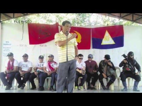 Trillanes: Duterte's campaign is a lie