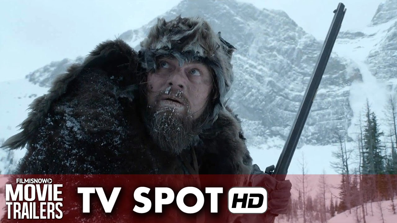 "The Revenant TV Spot ""Survival"" (2015) - Leonardi DiCaprio, Tom Hardy [HD]"