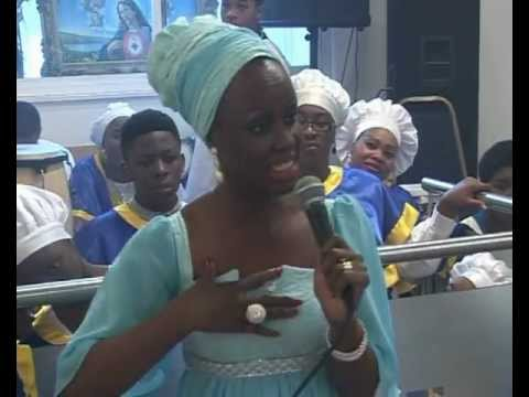 Shola Allyson  Ccc Covenant 23 09 12 1 video