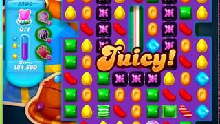 Candy Crush Soda Saga Level 2500 ***