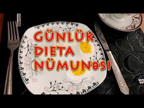 Gunluk Dieta Numunesi.