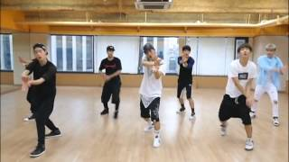 GOT7 - Around The World Dance Practice (Close-Up Version)