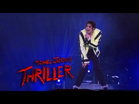 Michael Jackson   Thriller   HIStory Tour 1996/1997   Studio Version