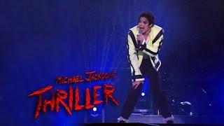 Michael Jackson | Thriller | HIStory Tour 1996/1997 | Studio Version