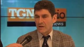 Telenord - Intervista al presidente De Sanctis