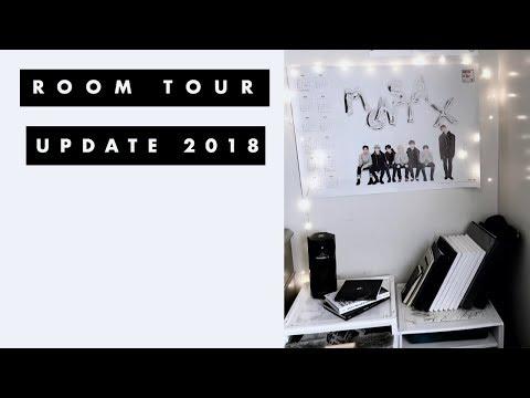 ROOM TOUR 2018 // Tumblr & Kpop decor