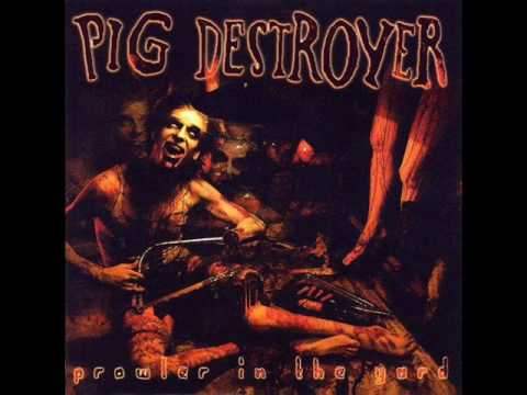 Pig Destroyer - Sheet Metal Girl