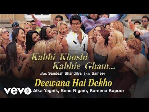 Official Audio Song | Kabhi Khushi Kabhie Gham | Alka Yagnik | Sonu Nigam | Sameer