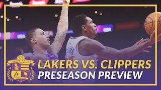 Lakers Nation Preview: Lakers vs Clippers Game 4 of the Preseason
