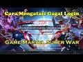 Cara Mengatasi Tidak Bisa Login Game Marvel Super War