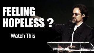 Feeling Hopeless? Watch This - Hamza Yusuf | Powerful Reminder