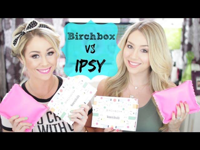 Unboxing: Birchbox vs. Ipsy - JULY | eleventhgorgeous