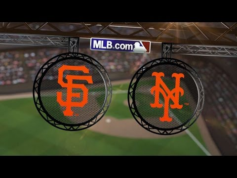 8/4/14: Sandoval's clutch hitting lifts Giants