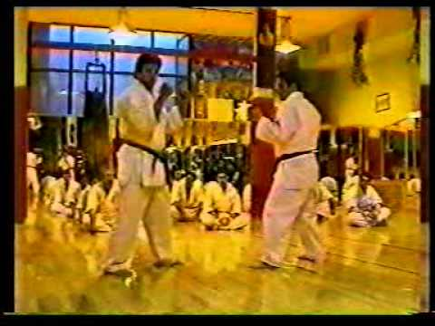 Fighting (Kumite) in Kyokushin Karate by Shihan Khoshi Image 1