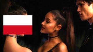 Ariana Grande - break up with your girlfriend, i'm bored - TŁUMACZENIE PL I INTERPRETACJA