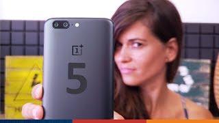 MI NUEVO SÚPER TELÉFONO!!! OnePlus 5