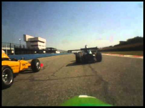 Formula M South Africa crash