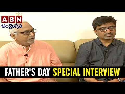 Exclusive Interview with Director Indraganti Mohan Krishna and His Father | Father's Day Special