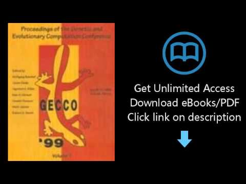 Download Proceedings of the Genetic and Evolutionary Computation Conference (GECCO '99) PDF