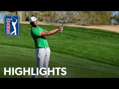 Tony Finau shoots 9-under 62 | Round 3 | Waste Management 2020