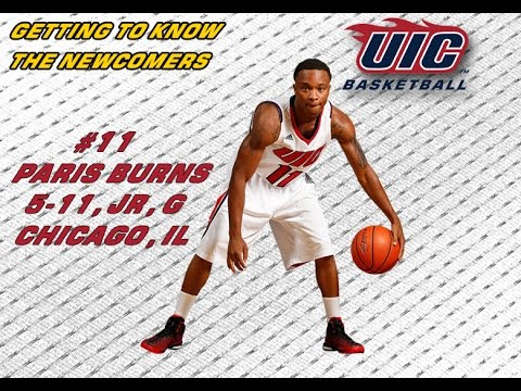 Getting to Know the UIC MBB Newcomers: Paris Burns - YouTube Jabari Parker Simeon