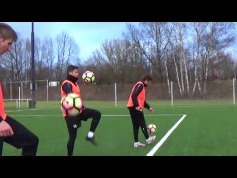 FC HK první trénink 2018