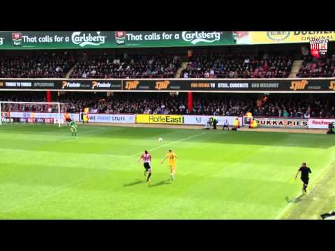 Match Highlights: Brentford 3 Fulham 0