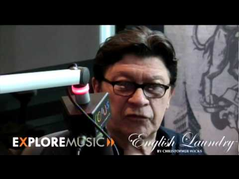 30 Minutes with Robbie Robertson at ExploreMusic ! pt 2