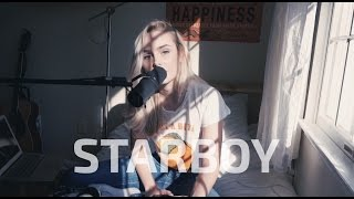 Starboy - The Weeknd ft. Daft Punk (Cover) by Alice Kristiansen