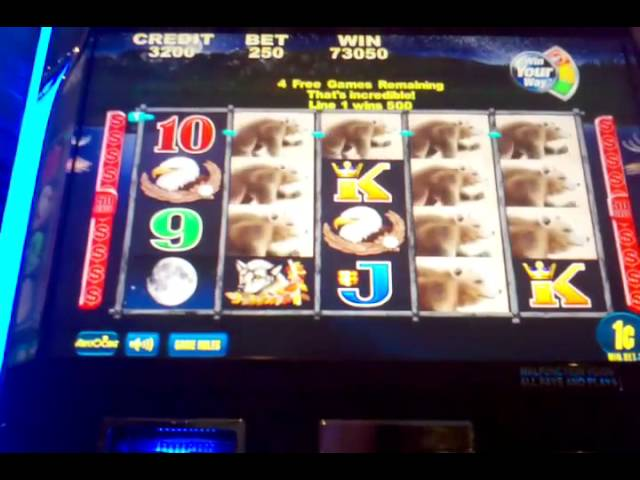 Big Sky HUGE jackpot win from Aristocrat