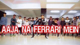 Download Lagu AAJA NA FERRARI MEIN | Armaan Malik | Amaal Mallik |Dance choreography @Ajeesh krishna Gratis STAFABAND