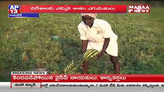 Kadapa Watermelon Farmers Success Story