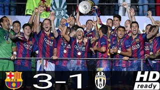 Barcelona vs Juventus 3-1 Fox Sports (Relato Mariano Closs) UCL Final 2015