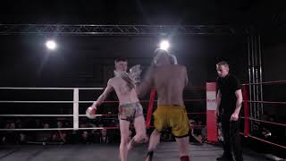 Evolution Fight Night 2 -Tom Keogh (Warriors M.T) -VS- Erik Hehir (Courage M.T) -65kg