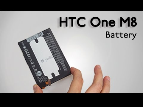 Battery for HTC One M8 Repair Guide