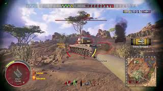World of Tanks XBOX- Doing My Bottom Tier Best