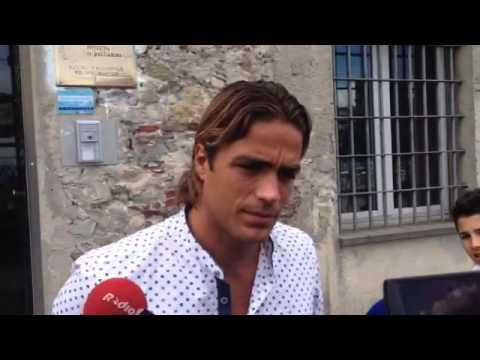 Genoa, Matri: Onorato di vestire questa maglia. Pronto a dimostrare il mio valore