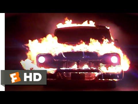 Christine (1983) - The Fiery Fury Scene (6/10) | Movieclips
