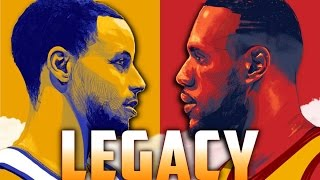 The Game That Will Define LeBron and Curry's Legacy