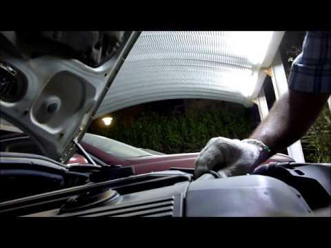 BMW 325i  E46 intake air noise  Problem بى ام