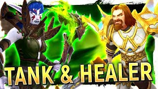 Battle for Azeroth TANK & HEALER Rank Roundup: What's The Best & Most Fun Spec To Play in BfA?