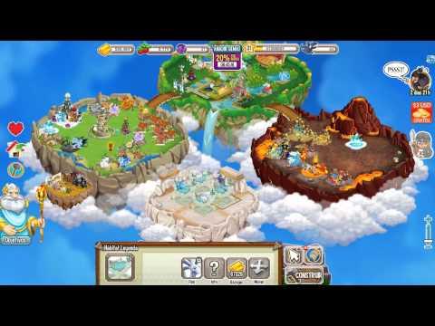 Combinaciones De Dragones Legendarios De Dragon City
