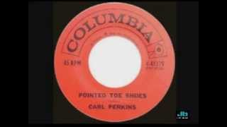 Watch Carl Perkins Pointed Toe Shoes video