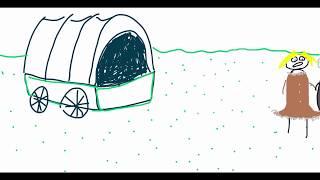 Social Studies Project Oregon Trail Animation