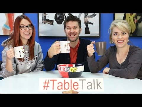 Soccer, Buyer's Remorse, and Adding Guns to Winter Sports #TableTalk