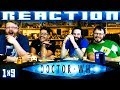 Doctor Who 1x9 REACTION!!