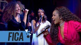 Fica | Anavitória + Iza | Música Boa Ao Vivo | Música Multishow