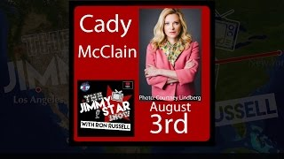 Two Time Emmy Winner Cady McClain | @DrJimmyStar @RonRussellShow #jimmystarshow #ROKU