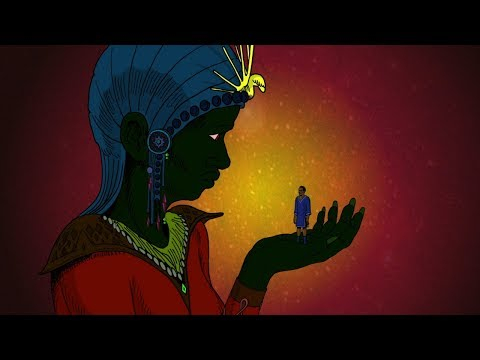 Shabazz Palaces - Forerunner Foray [OFFICIAL VIDEO]